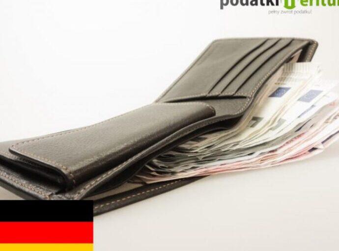 Kwota wolna od podatku w Niemczech