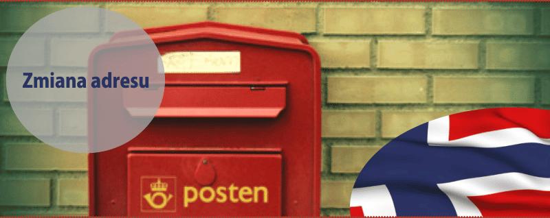 Jak zmienić adres w norweskim urzędzie?