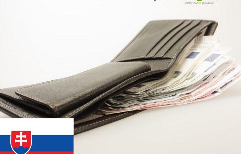 Kwota wolna od podatku na Słowacji