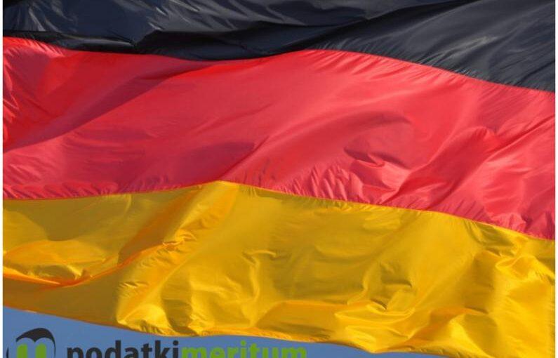 Ulgi podatkowe w Niemczech